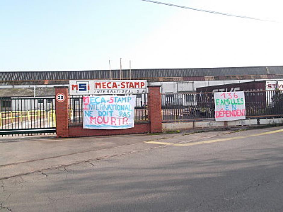 Communiqué du PCF à la suite de la décision du tribunal de commerce sur MSI